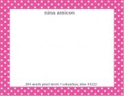 1229_swiss dot shk pink personalized