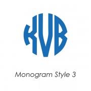 MONOGRAM-3