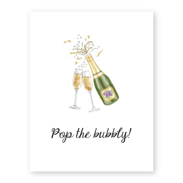 Pop the Bubbly add on