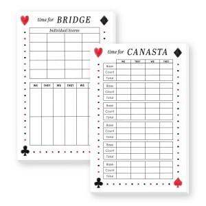 BRIDGE-CANASTA