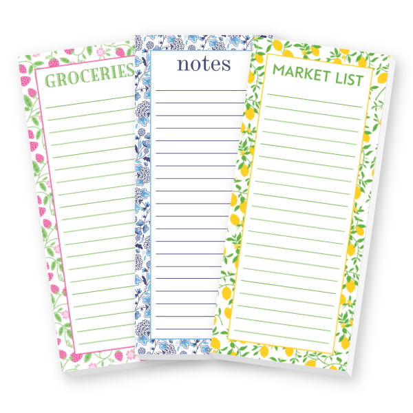 Skinnie Notepads