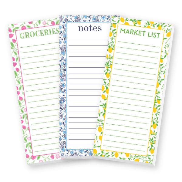 Skinnie Notepads